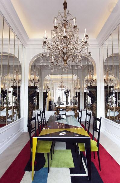 Schiaparelli Opens Paris Couture Salons
