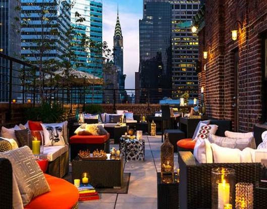 New York S Best Rooftop Bars